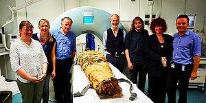 Bilim İnsanlarından Muhteşem Çalışma: 3 Bin Yıllık Mumyanın Sesi Yeniden Hayata Döndürüldü