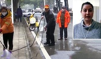 Corona Virüsünün Yayıldığı Çin'in Wuhan Şehrinde Yaşayan Türk, Wuhan'da Olanları Anlattı!