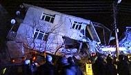 Kandilli'den Elazığ Depremi Açıklaması: Artçı Sarsıntılar Bir Hafta Boyunca Sürebilir