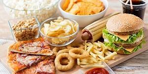 Bu Fast Food'lardan Hangisinin Kalorisi En Yüksek?
