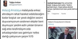 """Elazığ Depremi Sonrası Sosyal Medyada Yayılan, """"Bu Kadarına da Pes!"""" Diyeceğiniz Kan Dondurucu Paylaşımlar"""