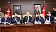 Elazığ Valisi Kaldırım'ın Bakan Soylu'ya Söylediği Söz Mikrofona Yakalandı: 'Kamuoyunda Algı Çok İyi'
