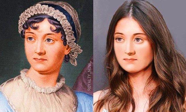 5. Jane Austen