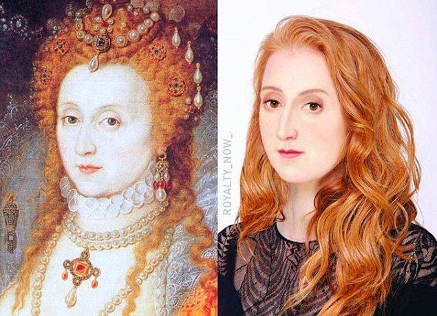 7. Kraliçe Elizabeth