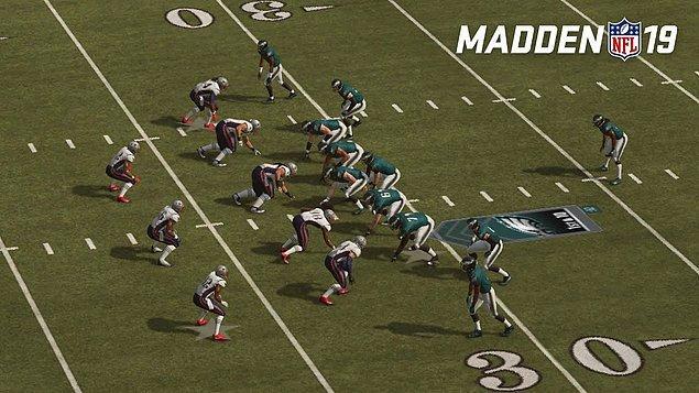 17. Madden NFL (28.9)