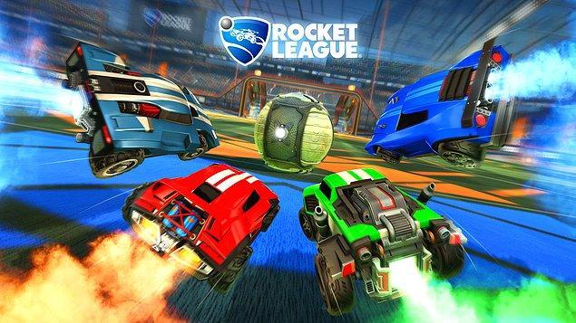15. Rocket League (30.8)