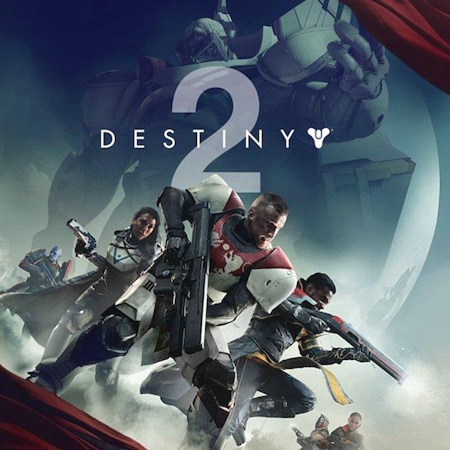 12. Destiny 2 (32.6)