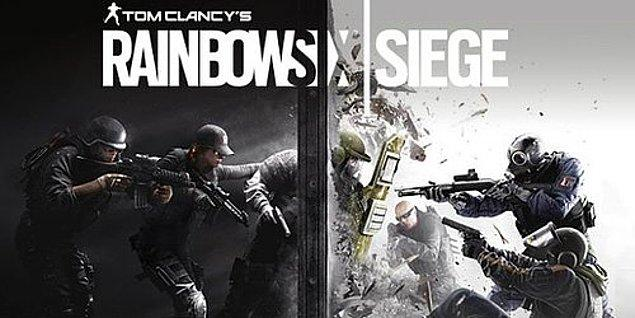 8. Rainbow Six Siege (33.9)