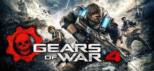 6. Gears of War (34.0)