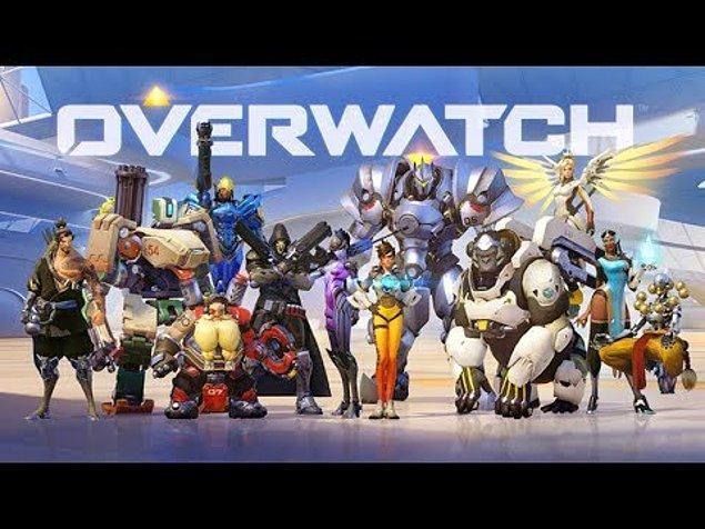 4. Overwatch (35.1)