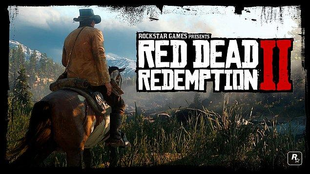 2. Red Dead Redemption (36.0)