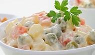 Rus Salatası Tarifi: Sofraların En Lezzetli Yancısı Rus Salatası Nasıl Yapılır?