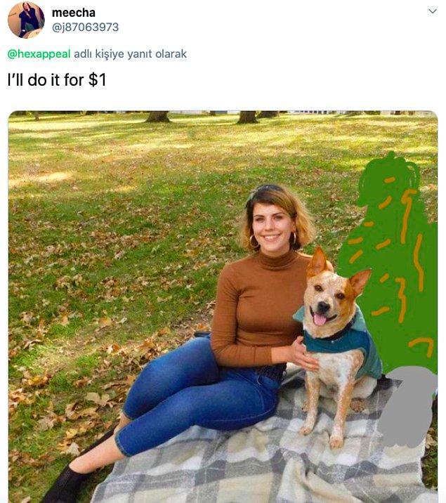 """""""Ben 1 dolara yaparım. """""""
