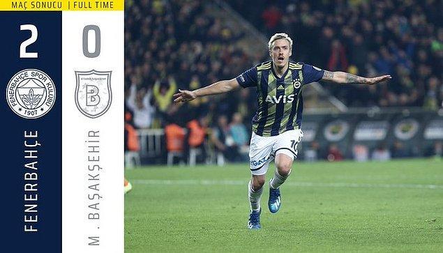 Bu sonuçla Başakşehir 16 maç aradan sonra ligde yenilmiş oldu.