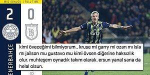 Kanarya'nın Zirve Yürüyüşü! Fenerbahçe-Başakşehir Maçında Yaşananlar ve Tepkiler