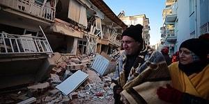 6.8'lik Elazığ Depreminde Son Durum: 45 Kişi Enkazdan Kurtarıldı, Can Kaybı 31'e Ulaştı
