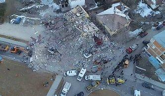 Mavigöl, Kalay, Ayken... Elazığ'daki Depremde Yıkılarak İçindekilere Mezar Olan Apartmanlar