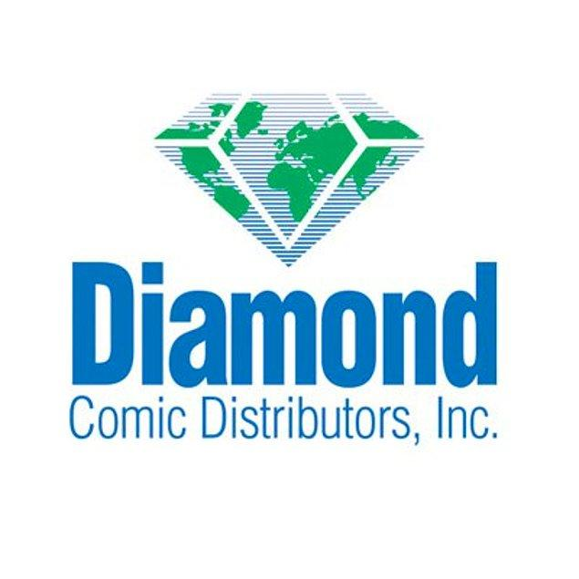 13. Aslında okuduğumuz tüm  çizgi romanlar Diamond isimli bir şirketin tekeli altındadır.