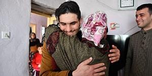 Elleriyle Enkaz Altından Çıkarmıştı: Suriyeli Mahmut ile Depremzede Dürdane Aydın Buluştu