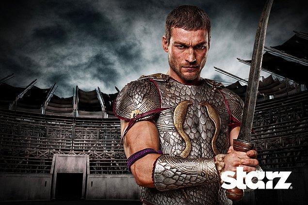 8. Değil diziyi kaldırmak, kanalı kapatırlar kanalı. 'Spartacus'ü uyarlamak demek, içinde sadece dövüş sahnelerini bırakmak demek bizim için.