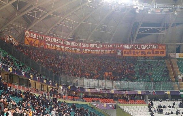 Sarı-Kırmızılılar, Süper Lig'deki galibiyet serisini 3 maça çıkardı.