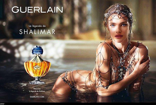 2. Guerlain-Shalimar: Tüm zamanların en tanınmış parfümleri arasında yer alan bu kokunun altında hüzünlü bir aşk hikayesi var...