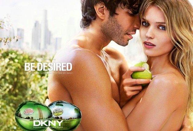 14. DKNY-Be Delicious: Elma şeklindeki şişesiyle iştah kabartan bir koku. Bir kez kullanan bir daha bırakamıyor.