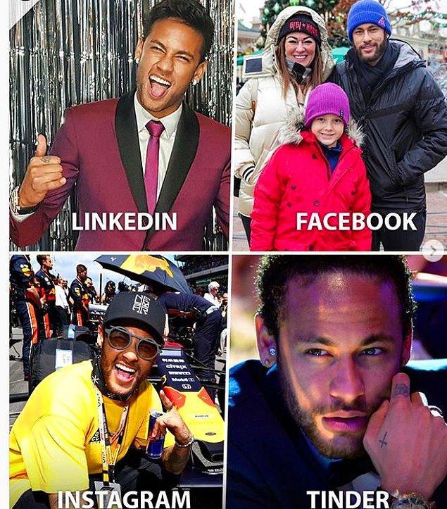 4. Facebook: Aile Babası.