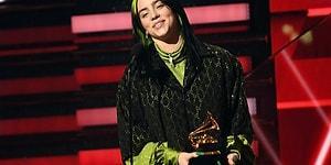 Billie Eilish Geceye Damgasını Vurdu: İşte 62. Grammy Ödülleri'nin Kazananları