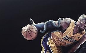 Dünyaca Ünlü Basketbolcu Kobe Bryant'ın Lakabı Olan Black Mamba Ne Anlama Geliyor?
