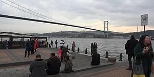 Cansız Bedeni Bulundu: Bir Kişi 15 Temmuz Şehitler Köprüsü'nden Atlayarak İntihar Etti