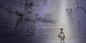 Kobe Bryant'ın Oscar Kazanan Kısa Animasyon Filmi: Sevgili Basketbol!