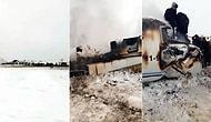 Taliban Afganistan'da ABD'nin İstihbarat Uçağını Düşürdüğünü İddia Etti: 'Üst Düzey CIA Yetkilileri Öldü'