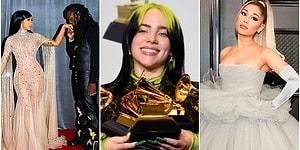 Neler Yaşanmış Neler! '2020 Grammy Ödül Törenine' Damga Vuran 20 Unutulmaz An
