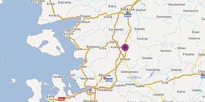 Manisa'da 5,1 Büyüklüğünde Deprem Meydana Geldi