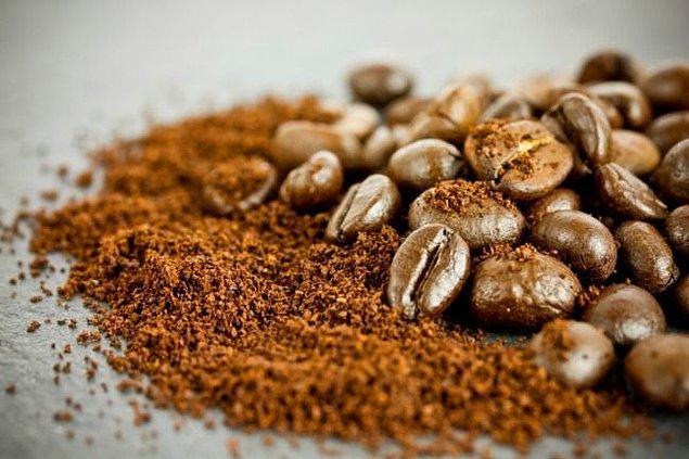 11. Kahve çekirdeklerini birçok alanda kullanmanız mümkün.