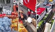 Ayakta Alkışlanacak Hareket: CZN Burak, Elazığ'a Yardım Elini Uzattı!
