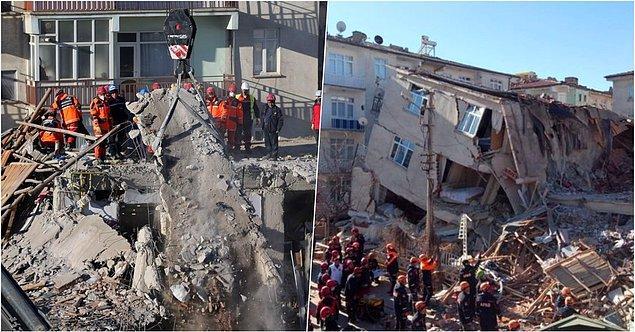 Geçtiğimiz hafta, Elazığ merkezli olarak yaşanan ve 6,5 büyüklüğündeki deprem hepimizi derinden etkilemişti.