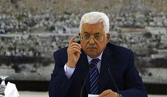 Mahmud Abbas'dan Trump'ın Planına Yanıt: 'Bin Kere Hayır Diyoruz, Kudüs Satılık Değil'