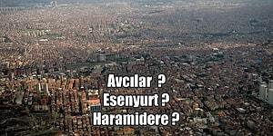 İstanbul'da Deprem Riski Olan İlçeler ve Semtleri Fay Hattı Haritasına Göre Tek Tek İnceledik