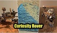 NASA'nın Meraklı Robotu 'Curiosity'nin Mars Keşfi Esnasında Çektiği Birbirinden Etkileyici 21 Fotoğraf