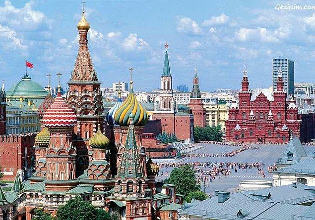 11. Moskova, Rusya