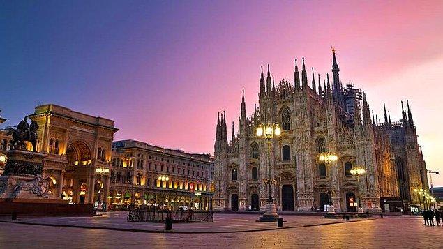 12. Milano, İtalya