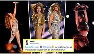 Oralar Alev Aldı! Shakira ve Jennifer Lopez Super Bowl'da Birlikte Sahne Aldı, Ortalık Yıkıldı
