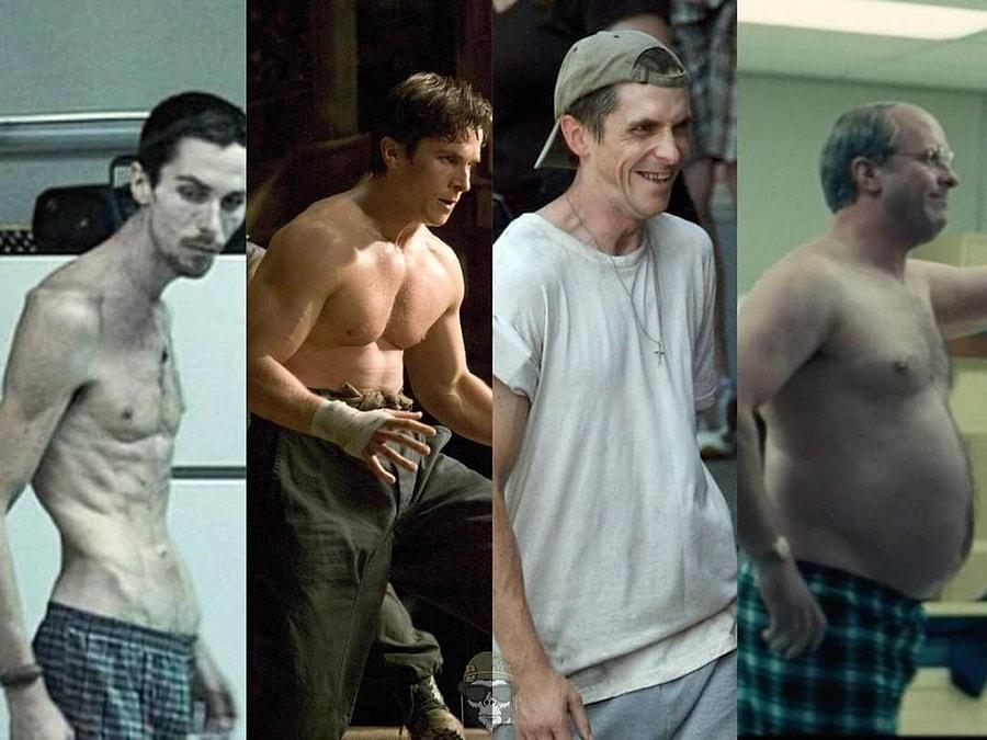 Кристиан бейл фото до и после