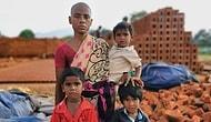 İntihar Düşüncesinden Mucizeye: Hindistan'da Çocuklarını Doyurmak için Saçlarını Satan Anne İçin Yardım Kampanyası