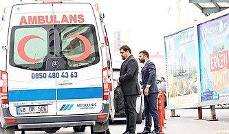İstanbul'da 'VIP Ambulans Taksi' Rezaleti: Trafiğin En Yoğun Saatinde Ambulans Hastaya 400, Patrona 700 Lira