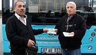 İçinde 18 Bin Dolar Bulunan Çantayı Sahibine Teslim Eden Otobüs Şoförü!