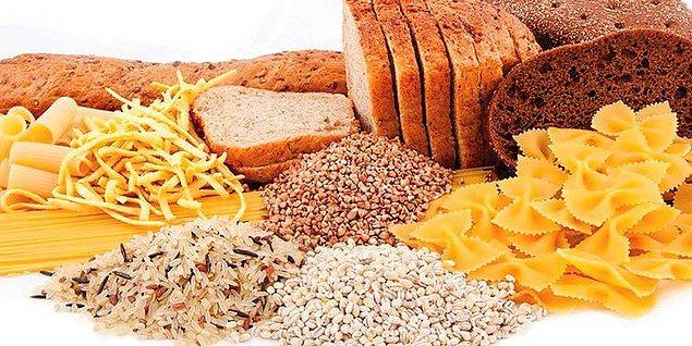 İzin verilmeyen yiyecekler: