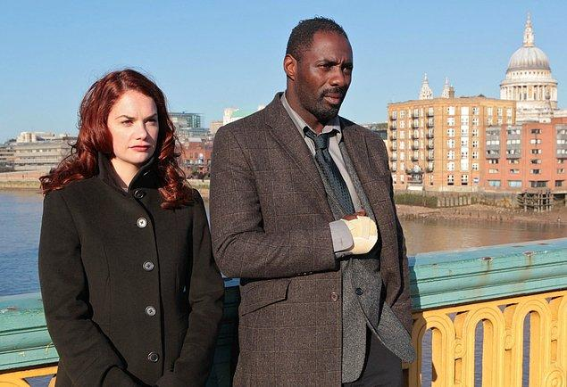 8. Luther (2010– )
